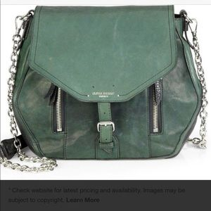 Olivia Harris TriBeCa green Hendrix crossbody